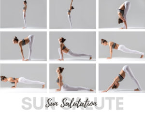 Sun Salutations are the foundation of every yoga practice