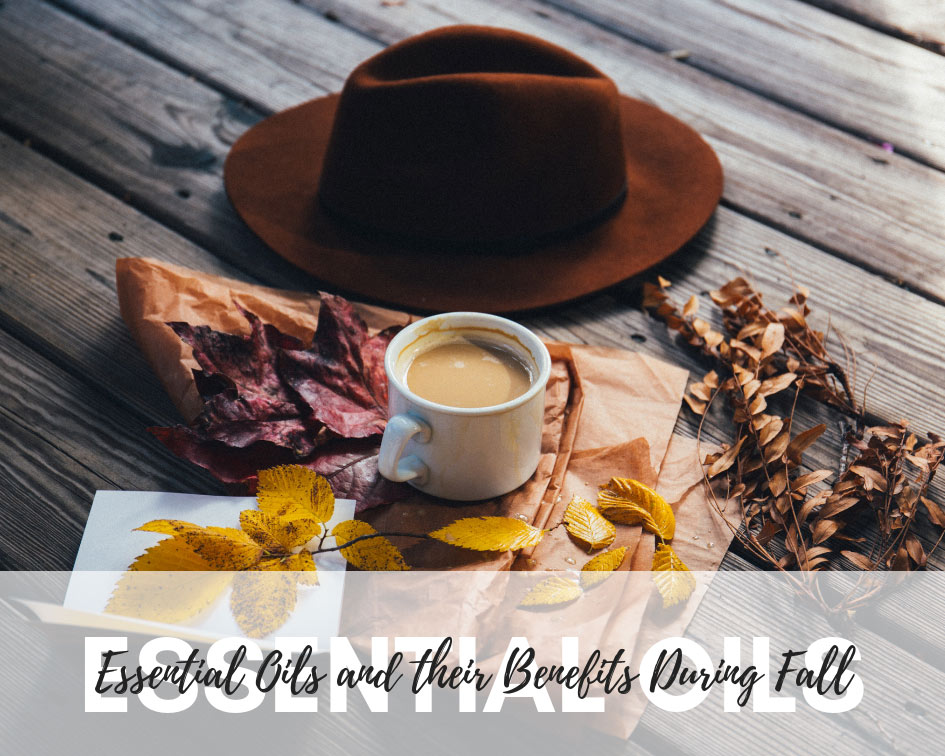 Check out essential oils for the fall and their benefits