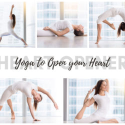 Open your heart with this heart opening yoga flow