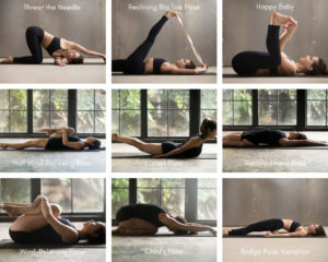 yoga for better sleep  blissflow