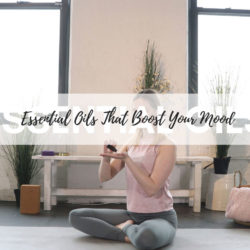 Essential Oils That Boost Your Mood