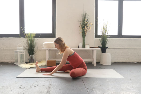 Should you do Yoga during menstruation and what poses are recommended?
