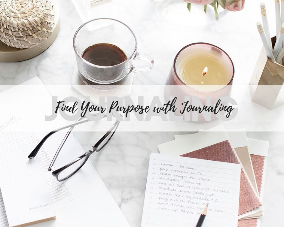 Find your purpose with jounaling (incl. my top 5 prompts)