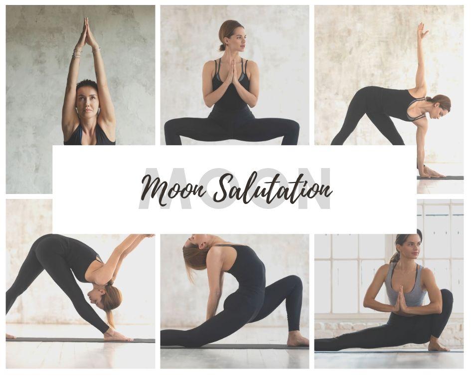 Moon Salutation Blissflow