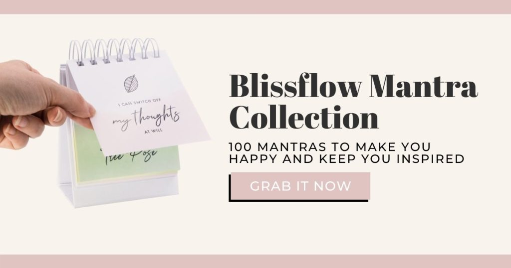 Shop Blissflow Mantra Collection