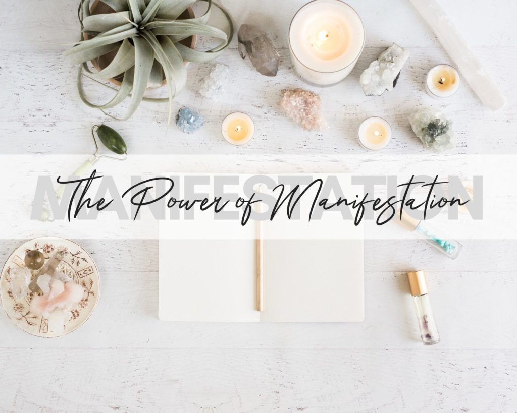 Use manifestation to get everything you want!