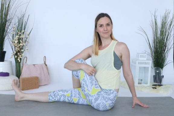 Yoga not only helps you to relax, it can improves concentration and focus. Read more here!