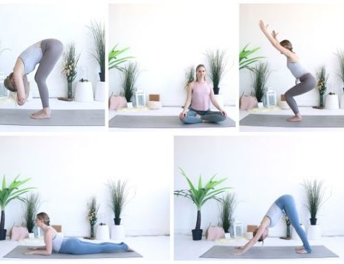 Yoga Poses to Make the New Year Successful