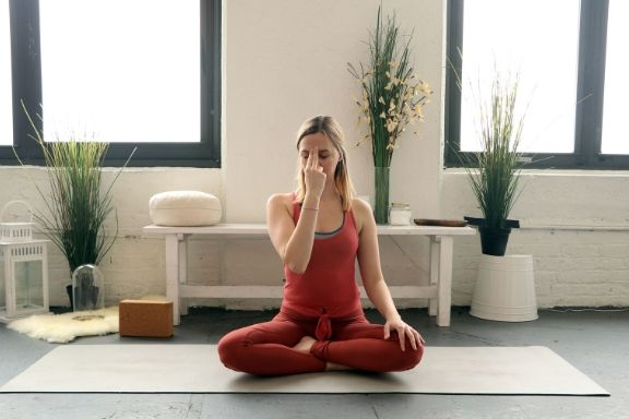How to breath during yoga