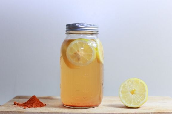Ayurvedic Gatorade is a refreshing alternative for lemonade on hot summer days