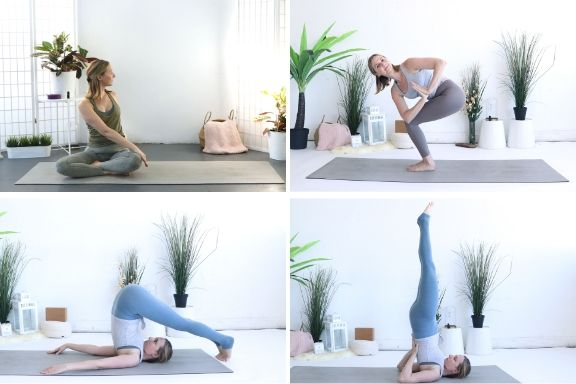 Read here how to use yoga to help your body to detox
