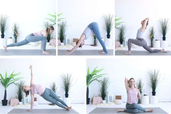 Want to spark creativity? Try yoga!