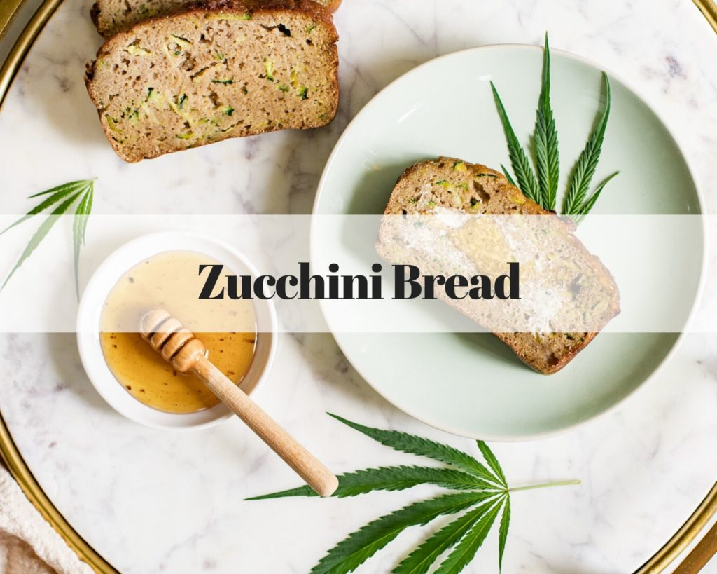 Try our healthy and super easy zucchini bread