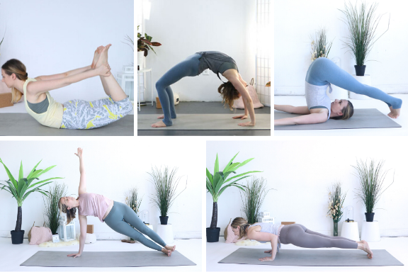 Yoga poses to advance your yoga practice