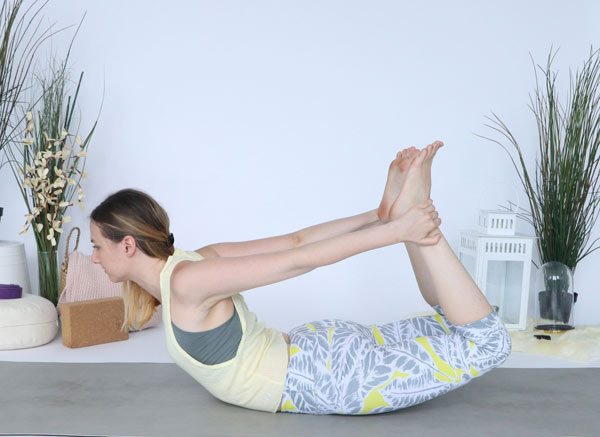 Bow Pose - Yoga
