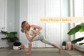 Yoga Poses for the Chakras - Solar Plexus Chakra