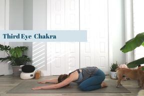 Yoga Poses for the Chakras - Third Eye Chakra