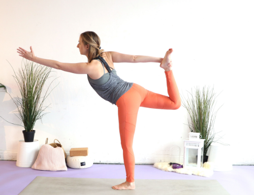 How to Sequence a Yoga Flow at Home