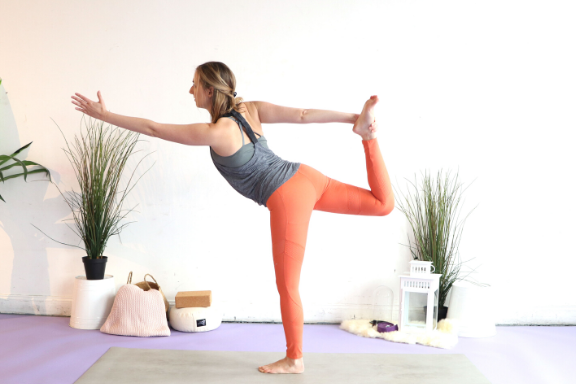 How to sequence a yoga flow