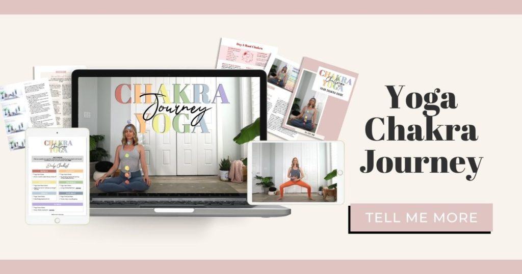 Yoga Chakra Journey