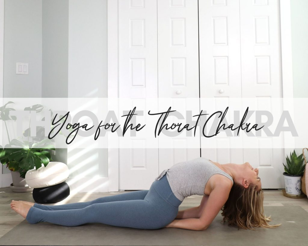 Yoga for the Throat Chakra