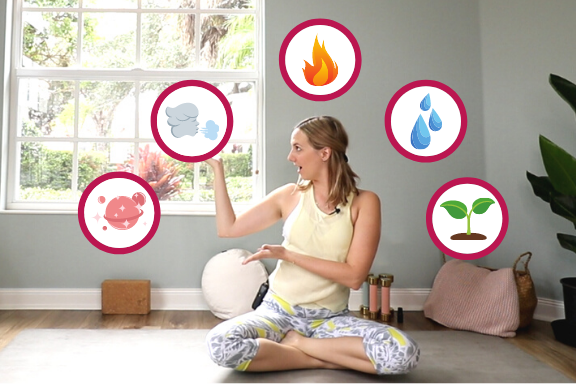 The 5 Elements of Ayurveda: Ether, Air, Fire, Water, Earth