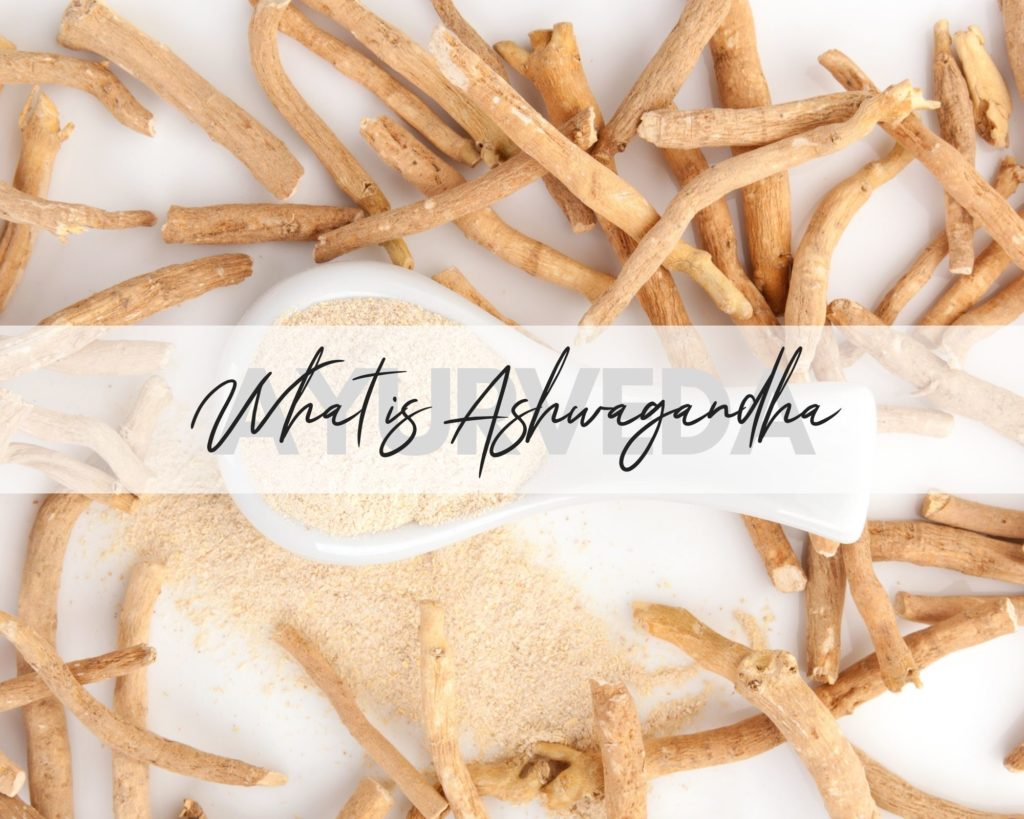 Ashwagandha is a great herb for stress and to support the nervous system